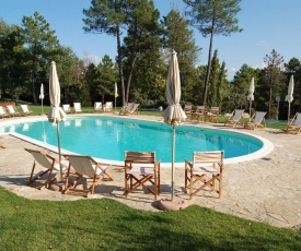 Vintage Holiday Home with Swimming Pool in Tuscany