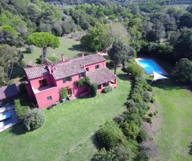 Villa Tra Verde e Mare
