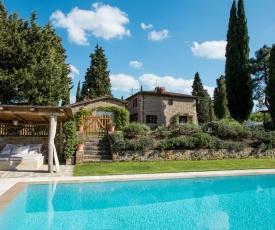 Montebenichi Villa Sleeps 8 Pool WiFi