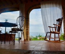 FeWo TERRA mit Garten, Veranda und einen atemberaubenden Blick - [#119463]