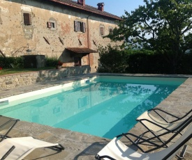 Royal Mansion in Ortignano with Private Swimming Pool