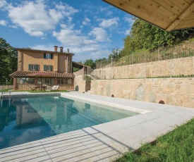 Awesome home in Pescia w/ Outdoor swimming pool, 5 Bedrooms and Outdoor swimming pool