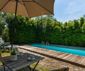 Scenic Holiday Home with Private Pool in Pescia