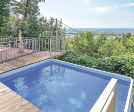 Amazing home in Piano di Mommio w/ Outdoor swimming pool and 4 Bedrooms