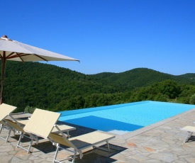 Modern Holiday Home with Pool in Anghiari Italy
