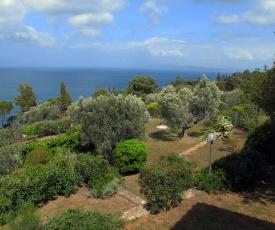 Villa Sveva, a picco sul mare.
