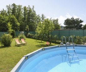 CASALE SAN QUIRICO WITH POOL