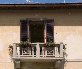 Il balcone di Rina