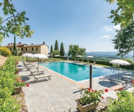 Apartment San Giustino AR with Outdoor Swimming Pool 208