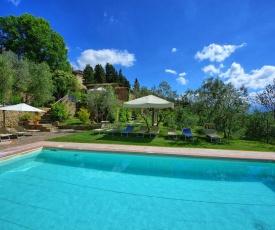 San Polo in Chianti Apartment Sleeps 5 Pool WiFi