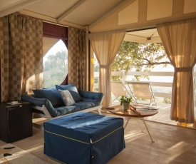 Luxury glamping Vedetta Lodge - Adult Only
