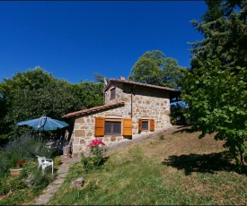 Quaint Cottage in Seggiano near Forest