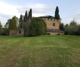 villa montalcino palazzina castelverdelli