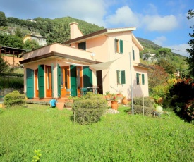 House with garden and small private pool near Camiore