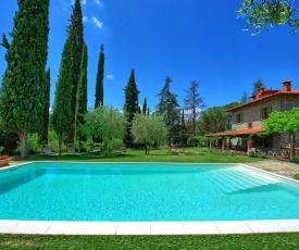 Subbiano Villa Sleeps 10 Pool WiFi