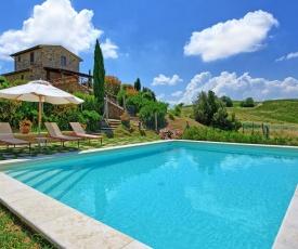 Trequanda Villa Sleeps 6 Pool WiFi