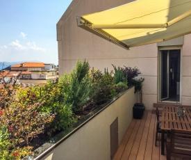 Levante Appartamento di pregio, terrazza e vista panoramica sul mare e la città