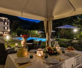 Vorno Villa Sleeps 10 Pool Air Con WiFi