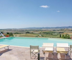 Beautiful home in Casciana Terme w/ Outdoor swimming pool and 2 Bedrooms