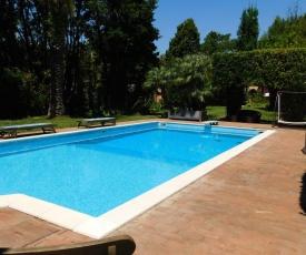 Depandance con piscina salata - Tulipano