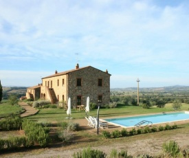 Podere Granai: 2 bedroom apartment with pool