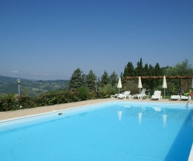 Spacious Holiday Home in Dicomano with Swimming Pool