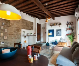 Authentic flat in the city center