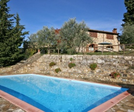 Badia a Passignano Apartment Sleeps 6 Air Con