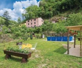 Two-Bedroom Apartment in Bagni di Lucca -LU-