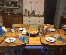 Casacastagna family suite sleeps 4